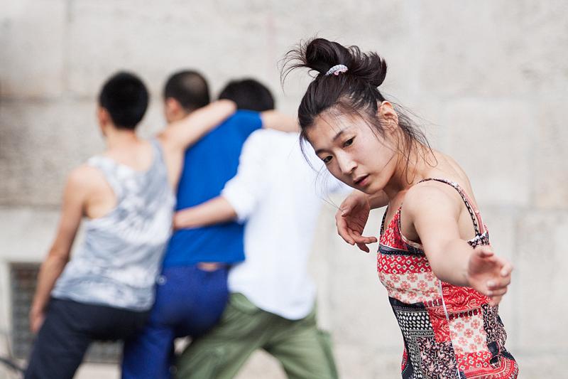 Fotografia de danza