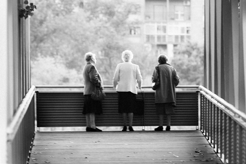 El balcón de la vida