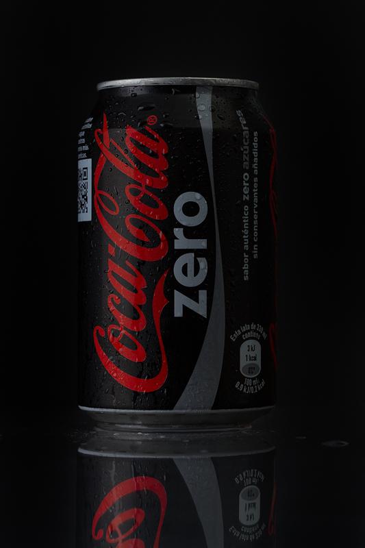 Fotografia de producto @ Coca Cola