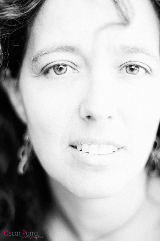 Retrato fotografico Claudia