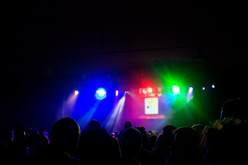 Fotografia de conciertos