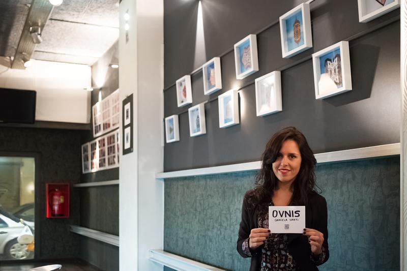 Exposicion Daniela Santi