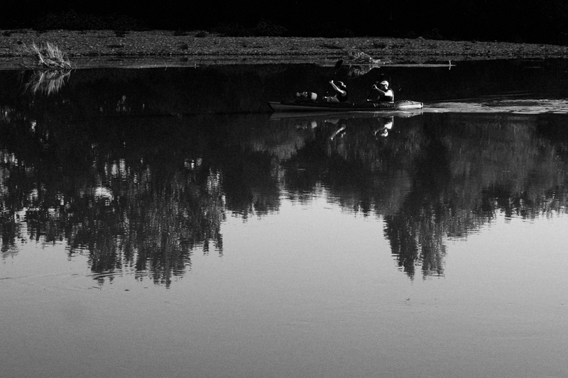 Yo soy el río, tú eres el agua