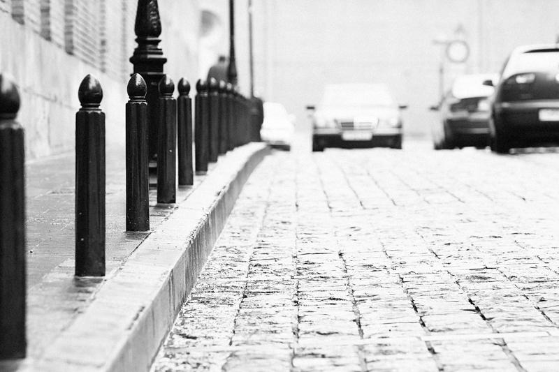 A pie de calle