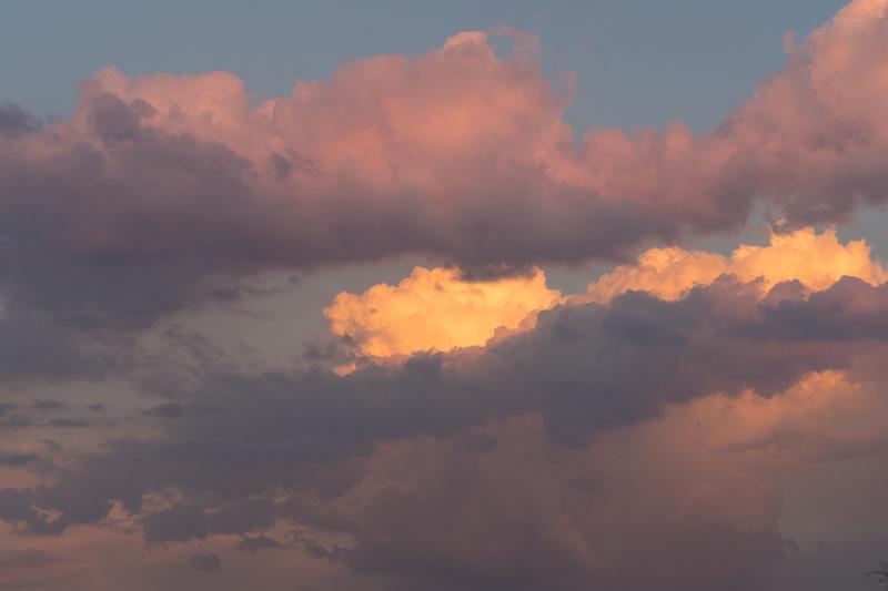 Paseando entre nubes
