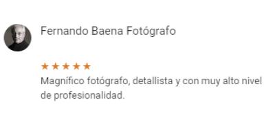 fotografo profesional para empresas